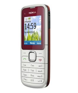 Nokia C1-01 USB Driver