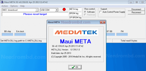 Maui Meta Tool