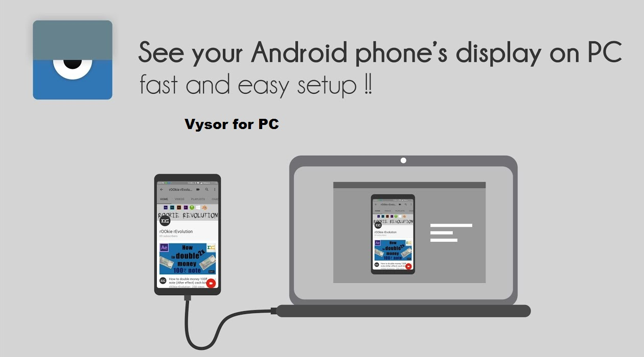 Vysor for PC