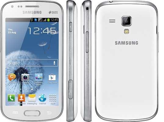 Samsung S7562 Flash File