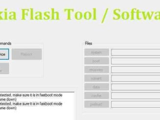 Nokia Flash Tool