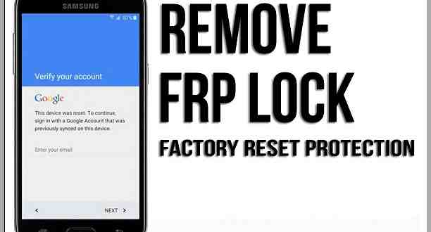 FRP Unlock Tool