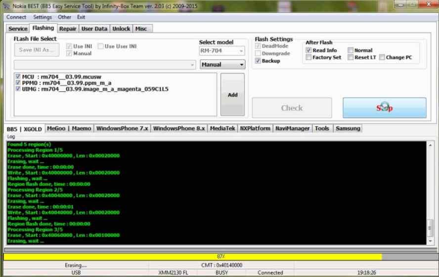 Nokia BB5 Easy Service Tool
