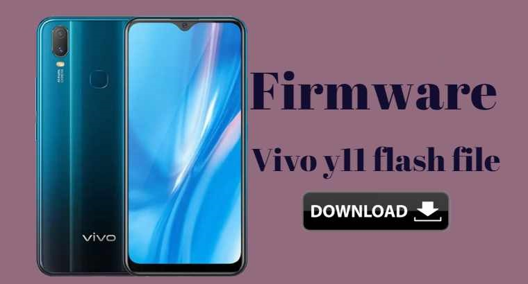 Vivo Y11 Flash File