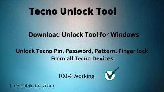 Tecno Unlock Tool