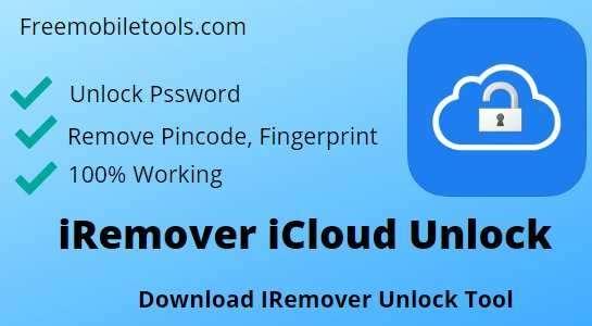 iRemover iCloud Unlock