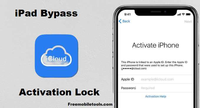 iPad Bypass Activation Lock