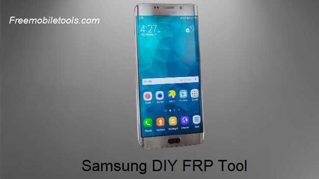 Samsung DIY FRP Tool