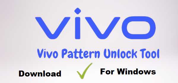 Vivo Pattern unlock Tool